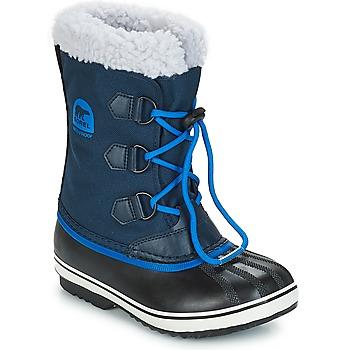 Sorel Zimní boty Dětské YOOT PAC™ NYLON - Modrá