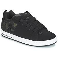 Boty Muži Skejťácké boty DC Shoes CT GRAFFIK SE M SHOE BLO Černá
