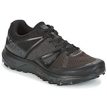 Boty Muži Běžecké / Krosové boty Salomon TRAILSTER Černá