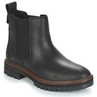 Boty Ženy Kotníkové boty Timberland London Square Chelsea Černá