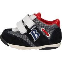 Boty Chlapecké Nízké tenisky Balducci AG929 Modrý