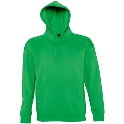 Textil Mikiny Sols SLAM SPORT Verde
