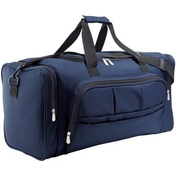 Taška Sportovní tašky Sols WEEKEND TRAVEL Azul