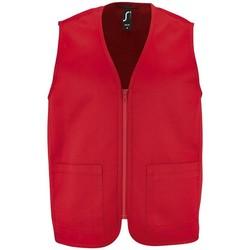 Textil Bundy Sols WALLACE WORK UNISEX Rojo