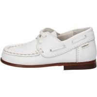 Boty Chlapecké Módní tenisky Balducci sneakers bianco pelle AG923 Bianco