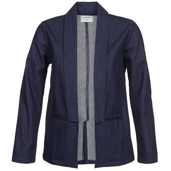 Textil Ženy Saka / Blejzry Compania Fantastica AMANDA Tmavě modrá