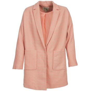 Textil Ženy Kabáty Yumi AEKA Růžová