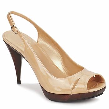 Boty Ženy Sandály Stuart Weitzman ARAGON Béžová