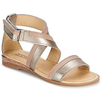 Boty Dívčí Sandály Mod'8 JOYCE Zlatá