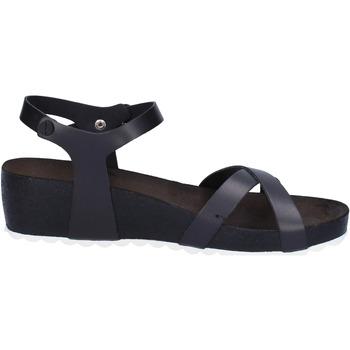 Boty Ženy Sandály 5 Pro Ject sandali nero pelle bianco AC700 Nero