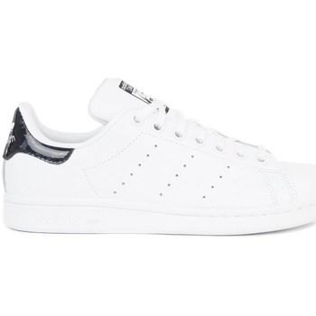Boty Děti Nízké tenisky adidas Originals Stan Smith Bílé