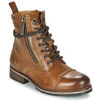 Boty Ženy Kotníkové boty Pepe jeans Melting Hnědá