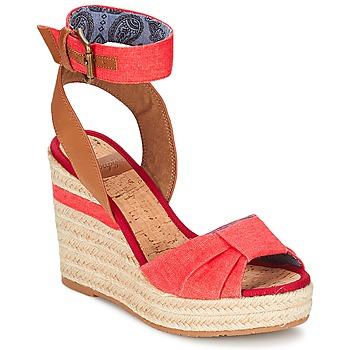 Boty Ženy Sandály Napapijri BELLE Červená