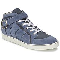 Boty Muži Kotníkové tenisky Vivienne Westwood HIGH TRAINER Modrá