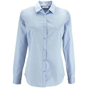Textil Ženy Košile / Halenky Sols BRODY WORKER WOMEN Azul