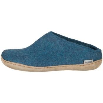 Boty Muži Papuče Glerups DK Open Heel Modré