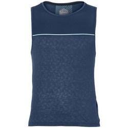 Textil Muži Tílka / Trička bez rukávů  Asics Cool Singlet Modré