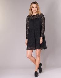 Textil Ženy Krátké šaty Betty London IAOUDA Černá