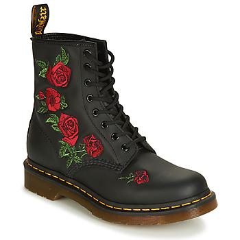 Boty Ženy Kotníkové boty Dr Martens 1460 VONDA Černá