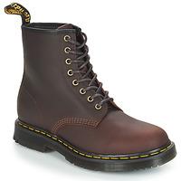 Boty Muži Kotníkové boty Dr Martens 1460 SNOWPLOW Hnědá