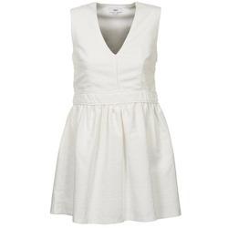 Textil Ženy Krátké šaty Suncoo CAGLIARI Bílá