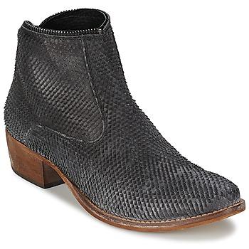 Boty Ženy Kotníkové boty Meline ELISE Černá