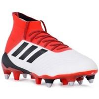 Boty Muži Fotbal adidas Originals Predator 181 SG Bílé, Červené