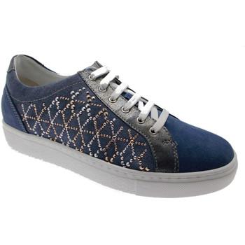 Boty Ženy Nízké tenisky Calzaturificio Loren LOC3787bl blu