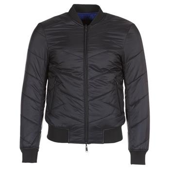 Textil Muži Prošívané bundy Emporio Armani YWES Černá
