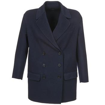 Textil Ženy Kabáty Joseph DOBBLE Tmavě modrá