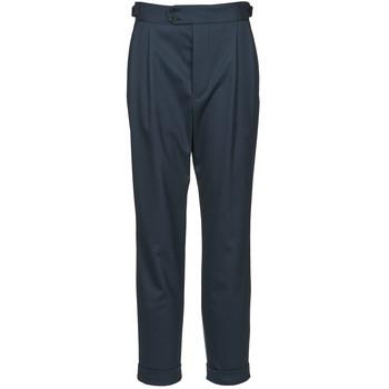 Textil Ženy Kapsáčové kalhoty Joseph DEAN Tmavě modrá