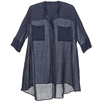 Textil Ženy Halenky / Blůzy Joseph HEATHER Tmavě modrá