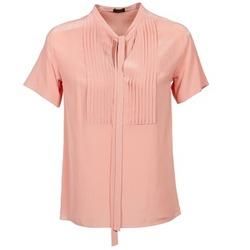 Textil Ženy Halenky / Blůzy Joseph WOODY Růžová