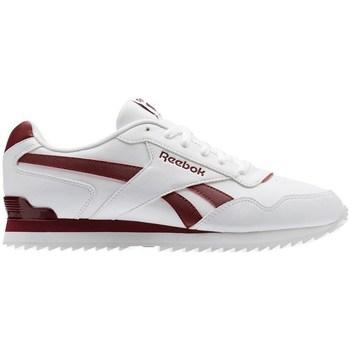 Boty Muži Nízké tenisky Reebok Sport Royal Glide Ripple Clip Bílé, Červené