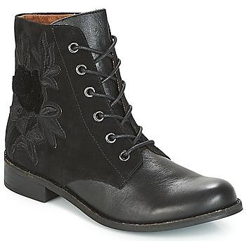 Boty Ženy Kotníkové boty Karston ACAMI Černá