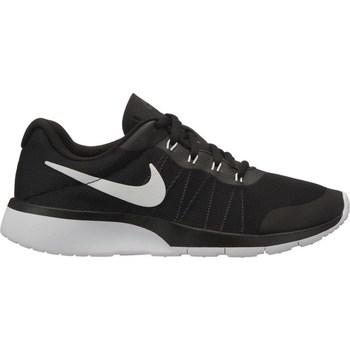 Boty Děti Nízké tenisky Nike Tanjun Racer GS Bílé, Černé
