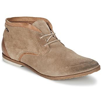 Boty Muži Kotníkové boty Coqueterra DYLAN Béžová