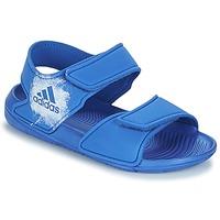 Boty Děti Sandály adidas Performance ALTASWIM C Modrá