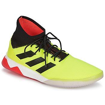 Boty Muži Fotbal adidas Performance PREDATOR TANGO 18.1 TR Žlutá / Černá / Červená