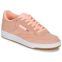 Boty Ženy Nízké tenisky Reebok Classic CLUB C 85 Růžová