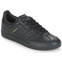 Boty Děti Nízké tenisky adidas Originals GAZELLE J Černá