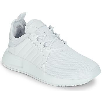 Boty Děti Nízké tenisky adidas Originals X_PLR J Bílá