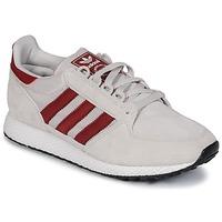 Boty Nízké tenisky adidas Originals OREGON Béžová / Červená