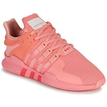 Boty Ženy Nízké tenisky adidas Originals EQT SUPPORT ADV W Růžová