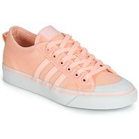 Boty Ženy Nízké tenisky adidas Originals NIZZA W Růžová
