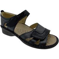 Boty Ženy Sandály Calzaturificio Loren LOM2524bl blu