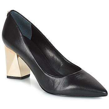 Boty Ženy Lodičky Guess BAFI Černá / Zlatá