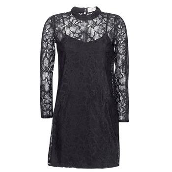 Textil Ženy Krátké šaty Molly Bracken ZEDEL Černá