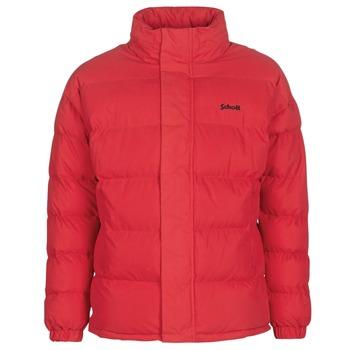 Textil Prošívané bundy Schott NEBRASKA Červená