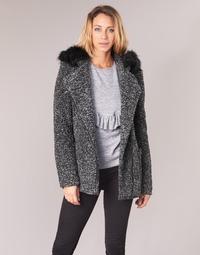 Textil Ženy Kabáty Smash BATUATA Šedá